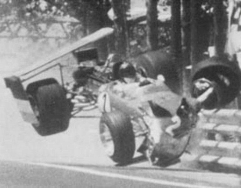 1969, Jochen Rindt, Lotus, Montjuich