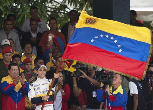 Chávez Maldonado Venezuela Williams