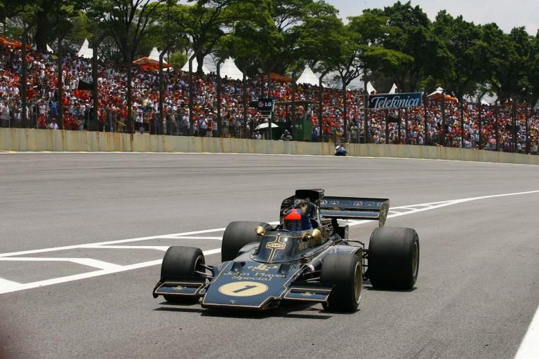 Fittipaldi Lotus 72 Interlagos 2010