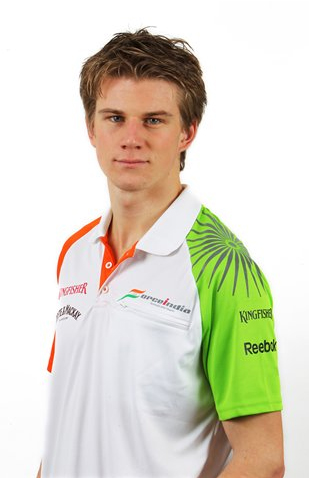 Hulkenberg Force India