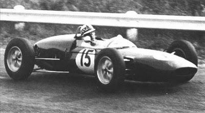 Innes Ireland Watkins Glen Lotus