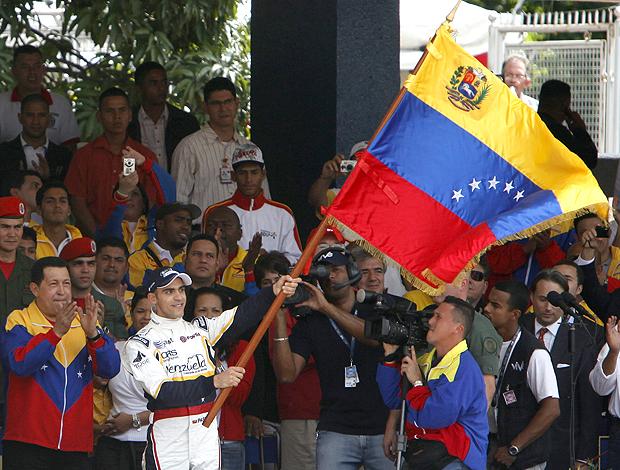 Maldonado Chávez Williams Fórmula 1