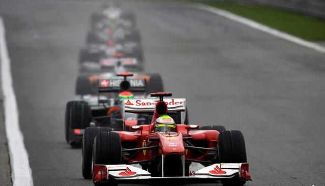 Massa 2010 Spa