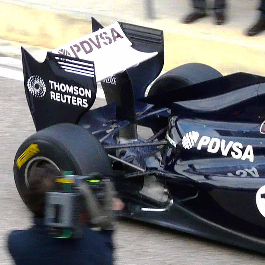 williams rear
