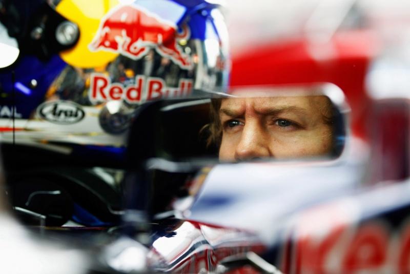 Vettel australian gp 2011