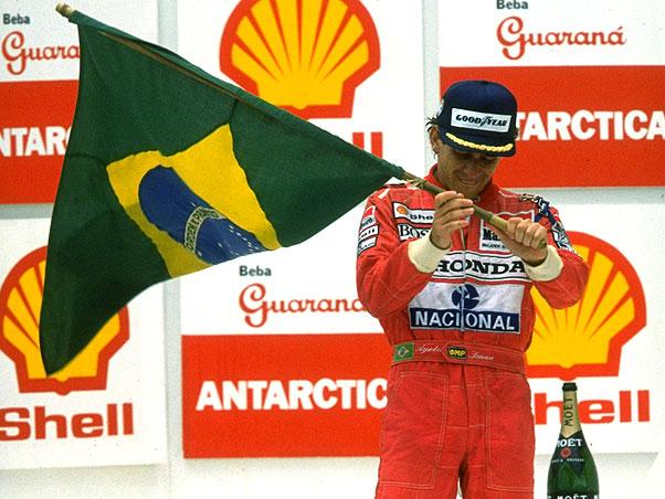 Senna gp do brasil 1991
