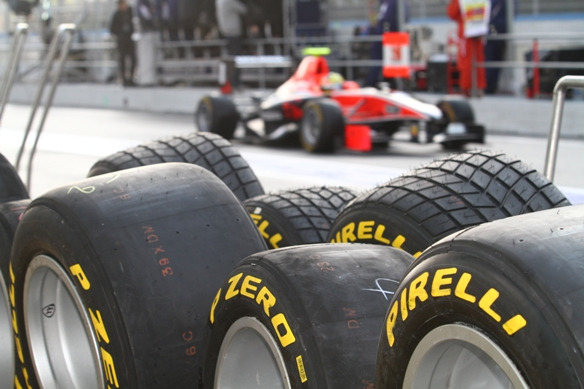 pirelli pneus f1