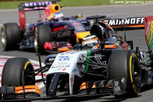 Motor Racing - Formula One World Championship - Canadian Grand Prix - Race Day - Montreal, Canada