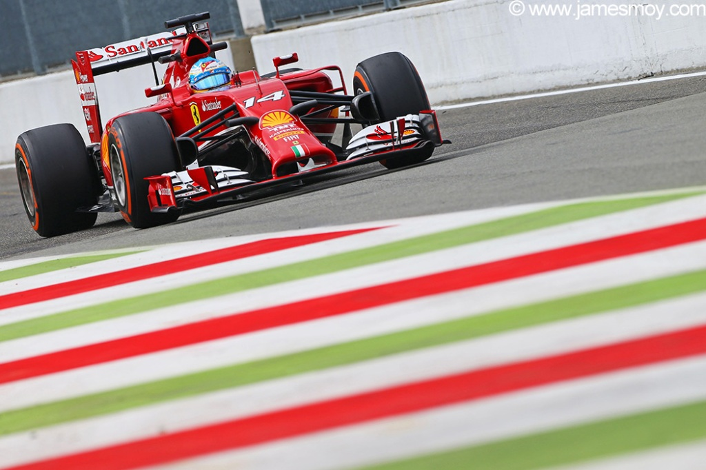 Motor Racing - Formula One World Championship - Italian Grand Prix - Practice Day - Monza, Italy