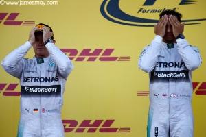 Motor Racing - Formula One World Championship - Russian Grand Prix - Race Day - Sochi, Russia