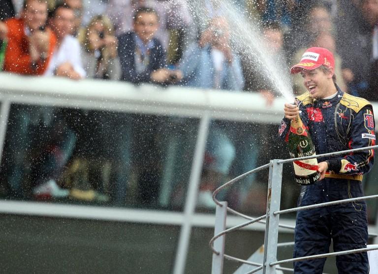 FORMULA 1 - Italian Grand Prix